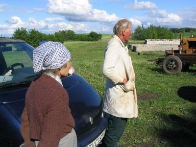 A Family History Tour is a wonderful occasion to meet the new and the old. Lithuania has advanced enough that travel is convenient. At the same time, though, the people live close to the earth and are very self-sufficient.
