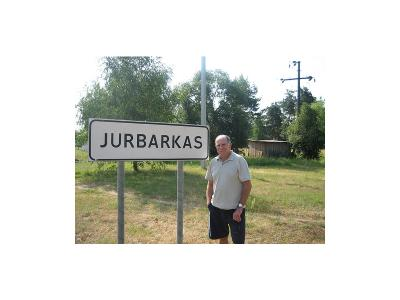 The town of Jurbarkas is on the Nemunas River near the enclave of Kaliningrad in the area formerly known as Prussia.  An interesting aspect of Lithuanian history is the extent to which this area of the country was influenced by Poland and Prussia.