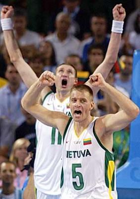 Lithuania is known for its great basketball teams.  In addition to the National Team, there is a very talented professional league, with every major city represented.  Tickets are readily available during the regular season.